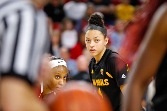 ASU Women's Basketball: Devils' offense out of Sync in ...